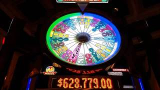 Monopoly Luxury Diamonds Slot Machine Worst BONUS  Win !! Live Play Max Bet