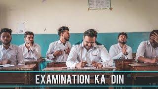 Examination Hall Ki Dastaan  | Student Vs Jallad Teacher | RISE OF BHAI's ( ROBs)