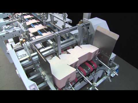 BOBST AMBITION Folder-gluers