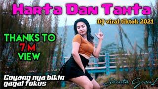 Harta Dan Tahta - DJ Viral Tiktok 2021 ( Shinta Gisul )