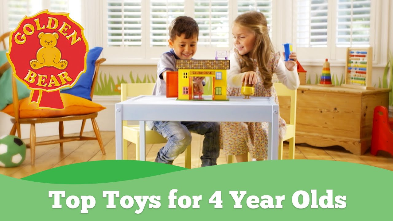 Toys For 45 Year Olds : Top toys for year olds youtube