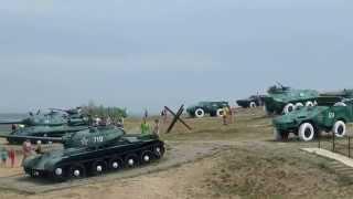 Темрюк.Военная горка 2014