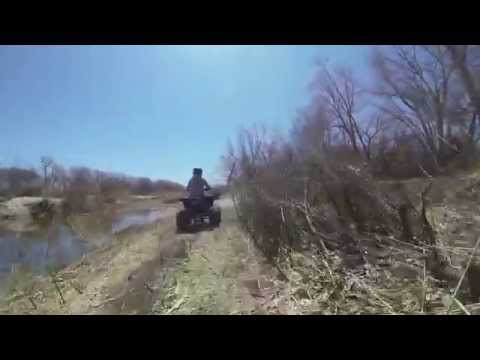 The River ATV Park Hutchinson, KS
