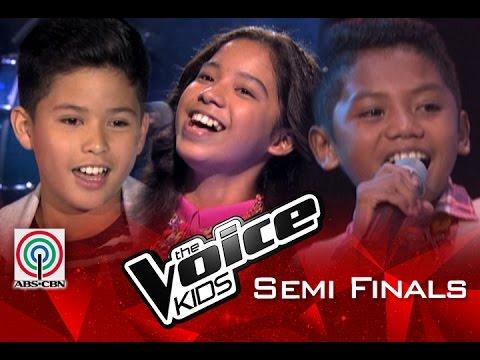 The Voice Kids Philippines 2015 Semi Finals: Saranggola Ni Pepe/Ang Pipit by Reynan, Sassa & Kyle