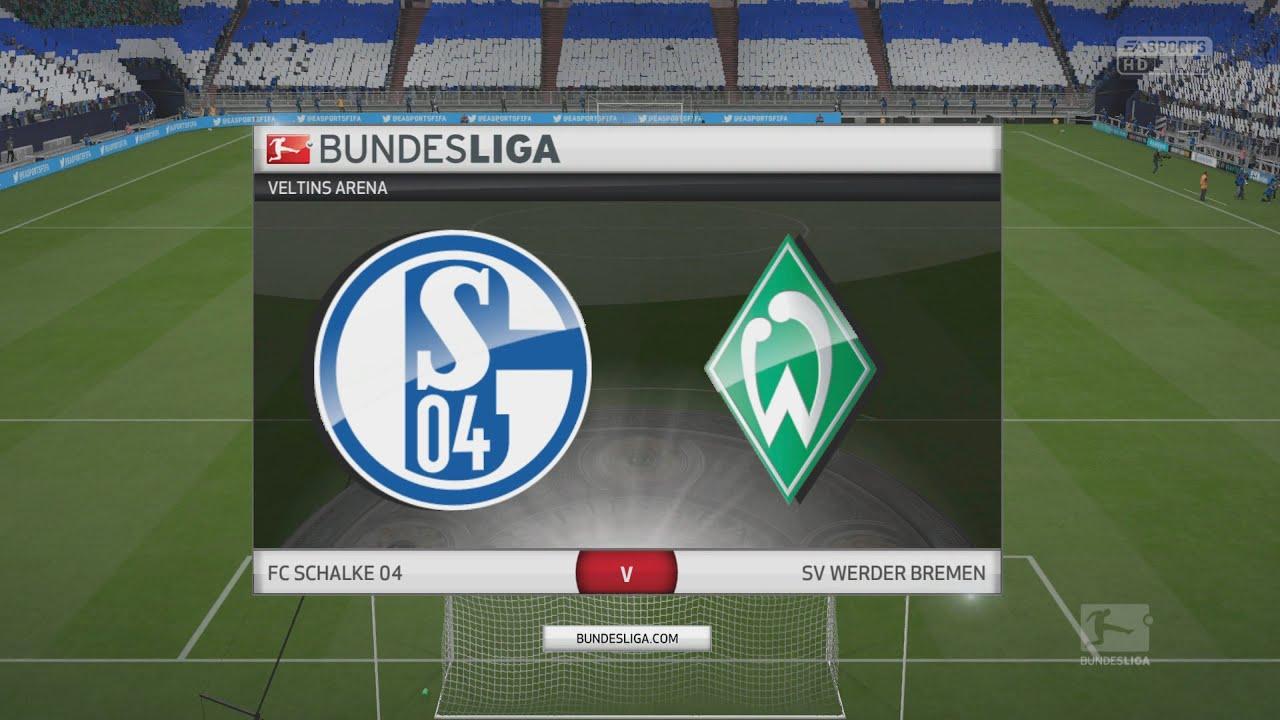 Schalke Werder Bremen