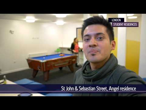 St John Street & Sebastian Street student residences - London Student Residences