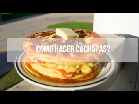 Como Hacer Cachapas Venezolanas Caseras Sin Harina   Kevin Cocina