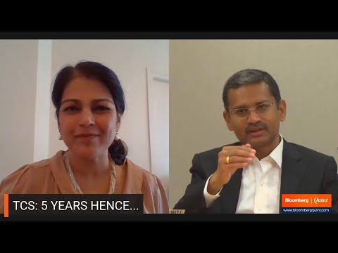 Is TCS A Bicycle Or A Lamborghini? MD & CEO Rajesh Gopinathan On Growth thumbnail