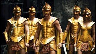Битва богов и титанов - ( Война богов - Бессмертные )