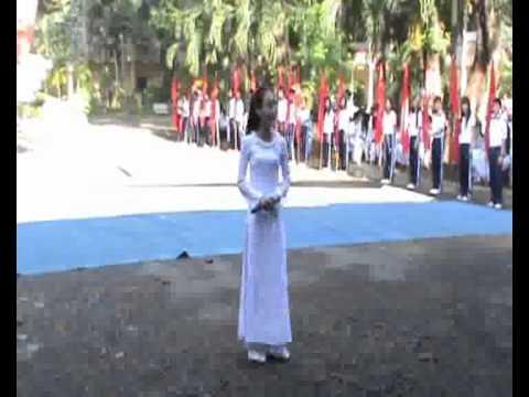DoChieu Com   Trường THPT Nguyễn Đình Chiểu khai mạc Hội khỏe Phù Đổng năm học 2010  1011 5