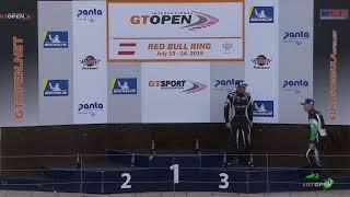 International GT Open 2019 ROUND 4 AUSTRIA - Red Bull Ring Race 1 ENG
