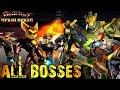 Ratchet Deadlocked - All Bosses (No Damage)