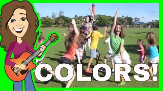 Colors Dance children