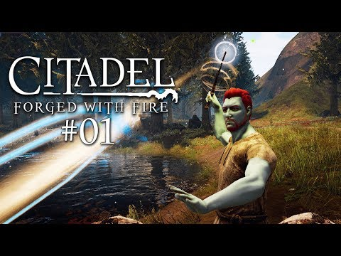 CITADEL: FORGED WITH FIRE #01 • PURE MAGIE • Citadel Gameplay German • Deutsch