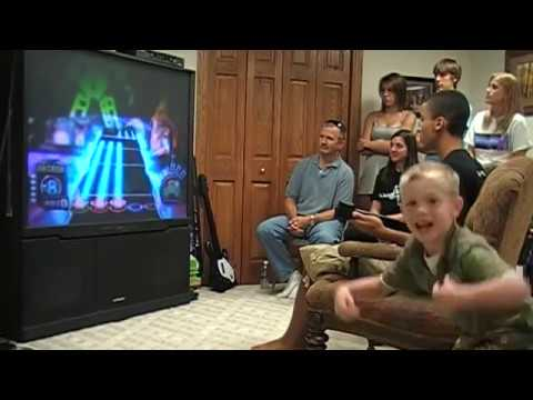 Official Guitar Hero III Guinness Record 899,703