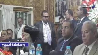بالفيديو .. 'الأنبا بيشوى فى احتفالات 'دميانة': علينا أن نساند السيسي وننشط السياحة