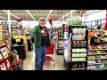 Shopping at Grocery Outlet Bargain Market
