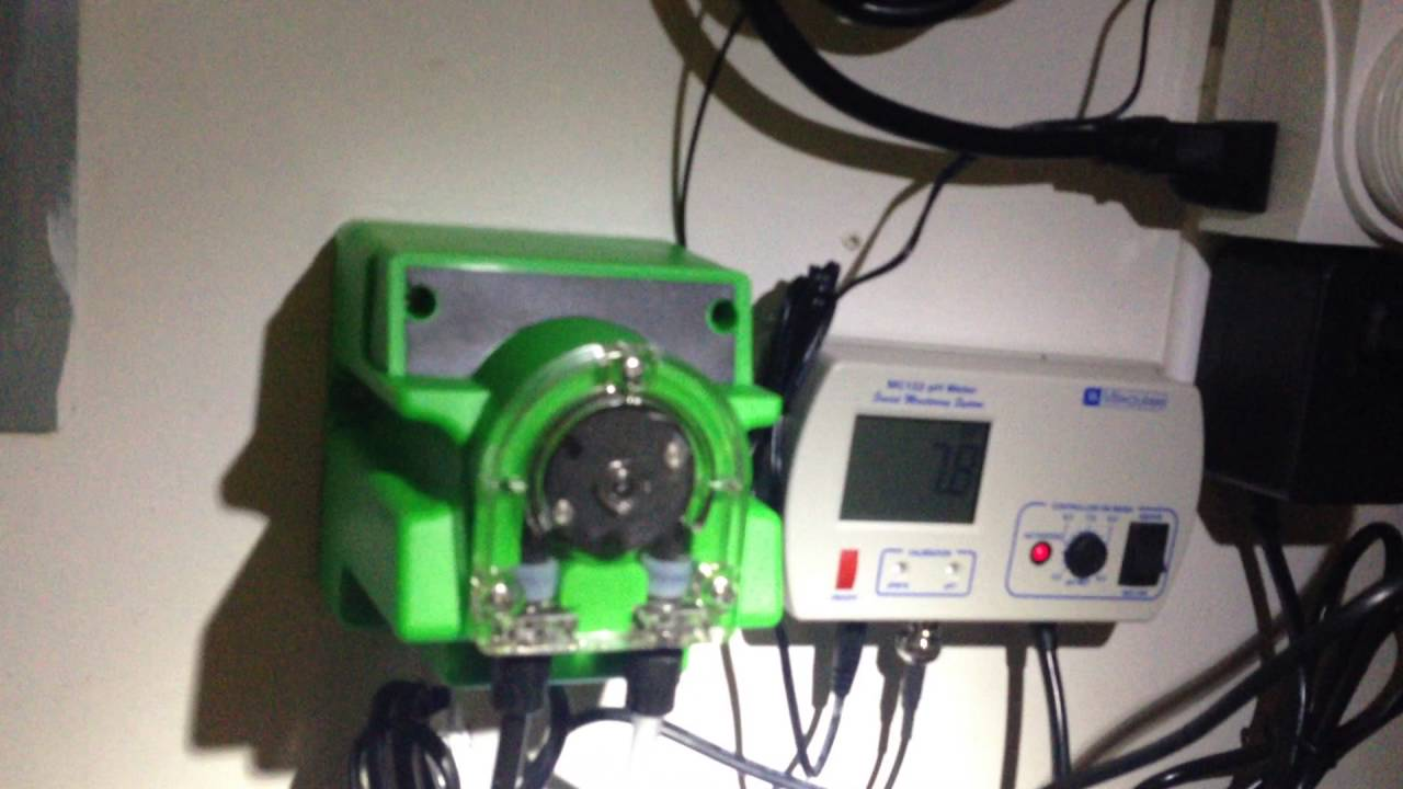 Grizley CX2000 Controller with pH & EC by GrizleyProducts