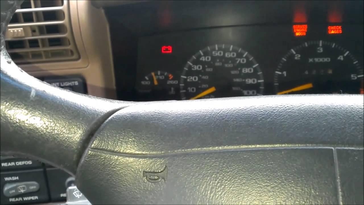 95 Chevy S10 Ignition Wiring Diagram Turn Signals Wont Work Repair Blazer Jimmy Bravada Sonoma
