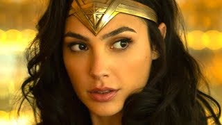 New Wonder Woman 1984 Footage Is Extremely Revealing