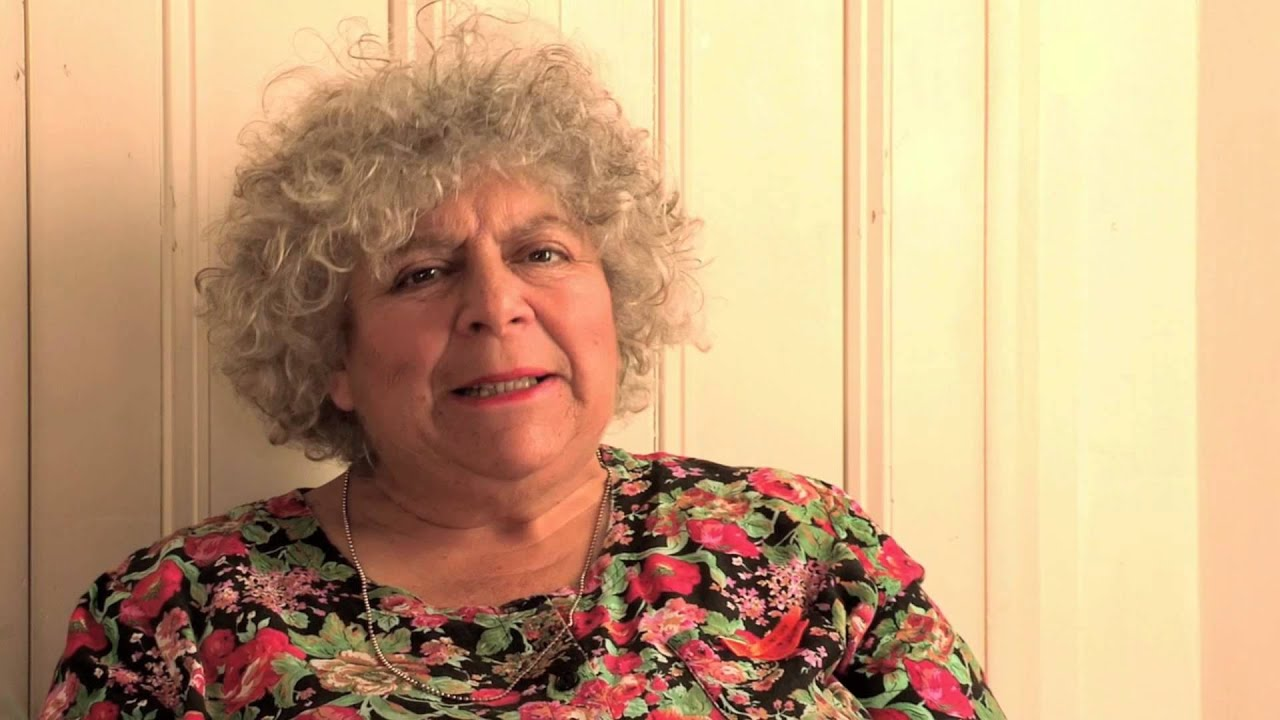 miriam margolyes india