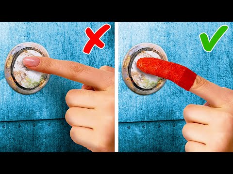 36-simple-life-hacks-for-everyday-situations-||-genius-solutions-to-your-problems!