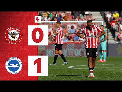 Brentford Brighton Goals And Highlights
