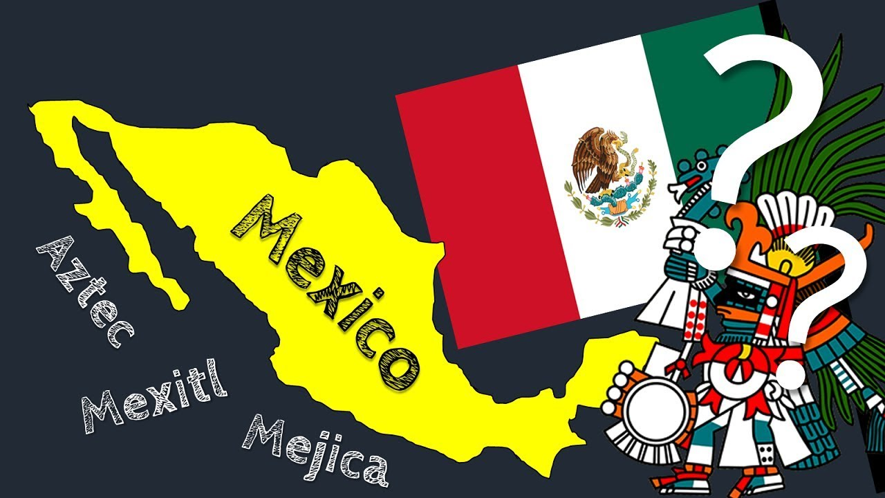 Image result for mexico name