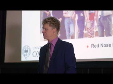 Lecture: Prof Jay Hinton: 'Looking at the world through Salmonella's eyes'
