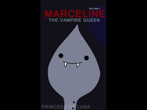 All songs of Marceline From Adventure Time  - CD#01