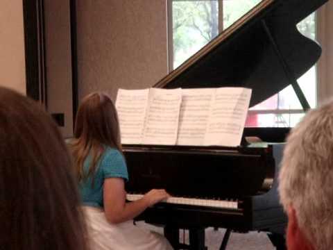 Tornado sirens go off during piano recital