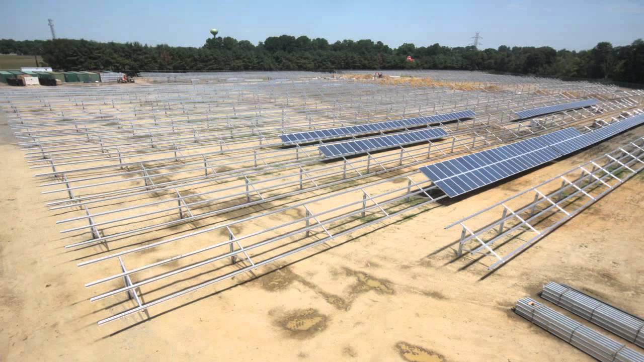 Pfister Energy 3 Mw Solar Photovoltaics Pv Ground