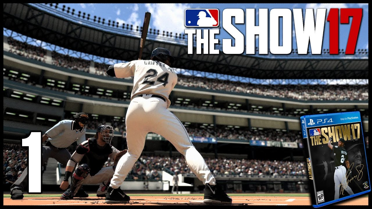 Primeira Hora ROAD TO THE SHOW #1 | MLB THE SHOW 17 - Gameplay Playthrough  PT/EN PS4