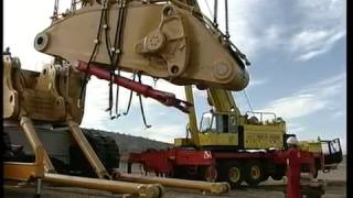 Assembly / Montage RH200 Excavator