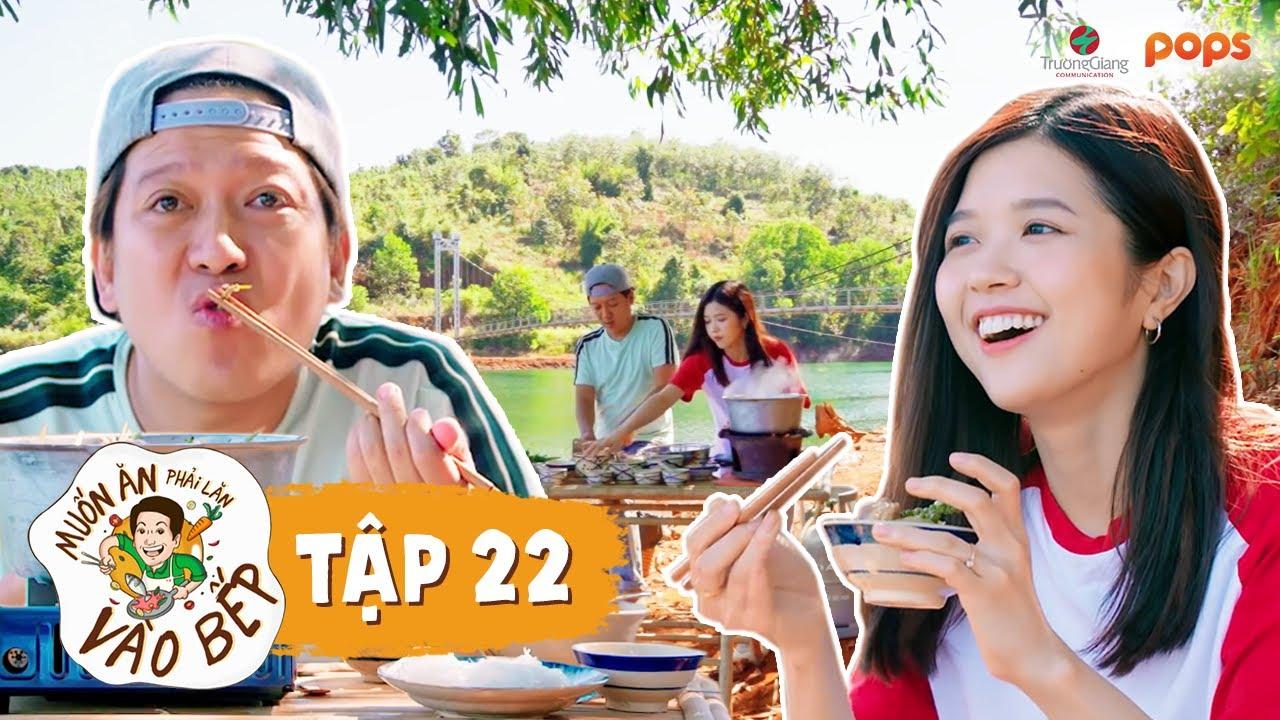 #22 Ăn sáng nha – Trường Giang mời Suni Hạ Linh nhưng mấy giờ ăn thì Giang không nói | MAPLVB Mùa 2