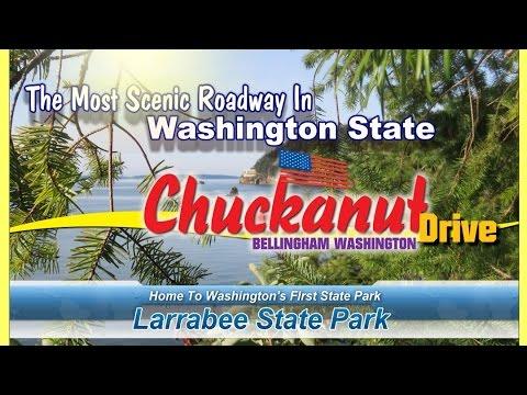 Larrabee State Park & Chuckanut Drive Bellingham Washington