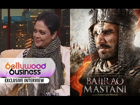 Bajirao Mastani: Tanvi Azmi On Playing...