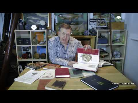 Reference Material And Books For Vintage Fishing Tackle Collectors