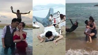 Thợ chụp ảnh CỰC LẦY cùng PHA ĐỠ KHÔNG NỔI 🤣 Tik tok ảnh cưới // tik tok china