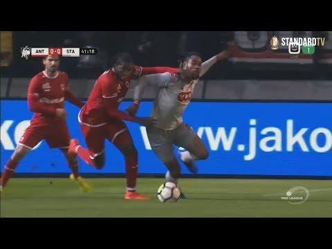 🎥 Antwerp - Standard : 1-1