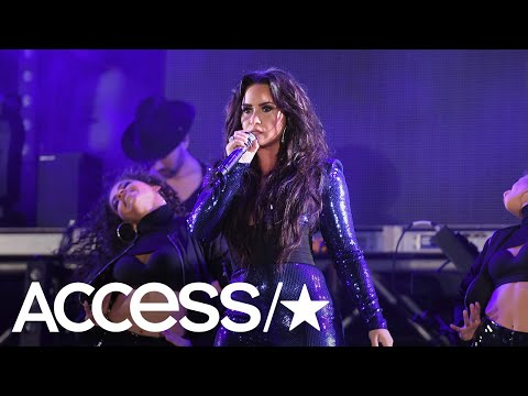 Demi Lovato Releases Powerful & Emotional New Single 'Sober' | Access