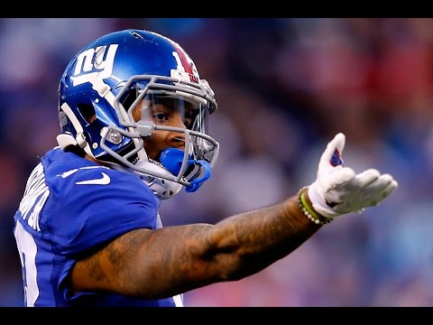 Odell Beckham Jr. || Bricks || Career Highlights HD