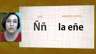 aula espanhol el alfabeto espaol