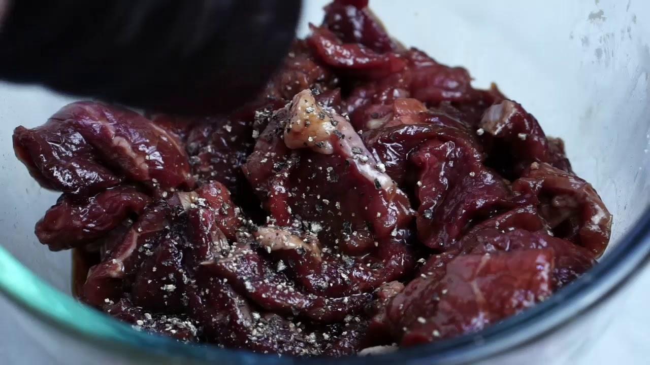 Resep Beef Black Pepper Smart Pressure Cooker Vienta Youtube