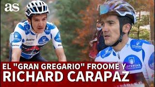 El desafío de Richard Carapaz sin el Tourmalet: