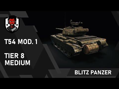 T54 Mod1