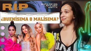 Baixar Sofia Reyes - R.I.P. (feat. Rita Ora & Anitta) | REACCIÓN