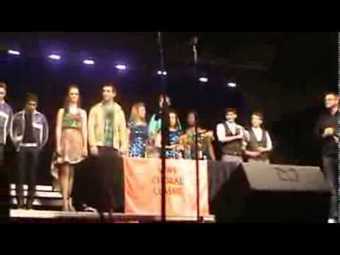 2014 choral classic Awards ceremony