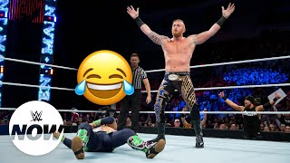 Heath Slater got trapped in an airplane bathroom on the way to Raw: WWE Now
