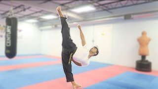 Stretches & Exercises For High/Vertical Side Kick